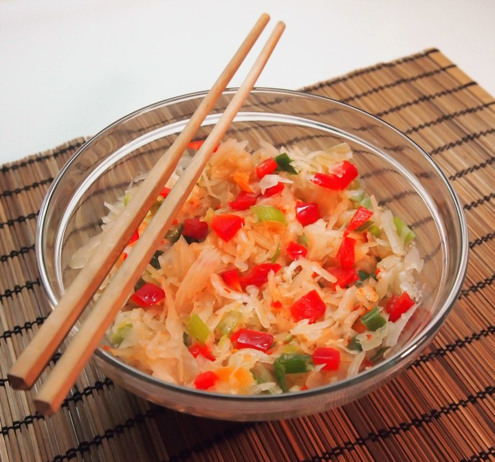 Hapankaali-kimchi