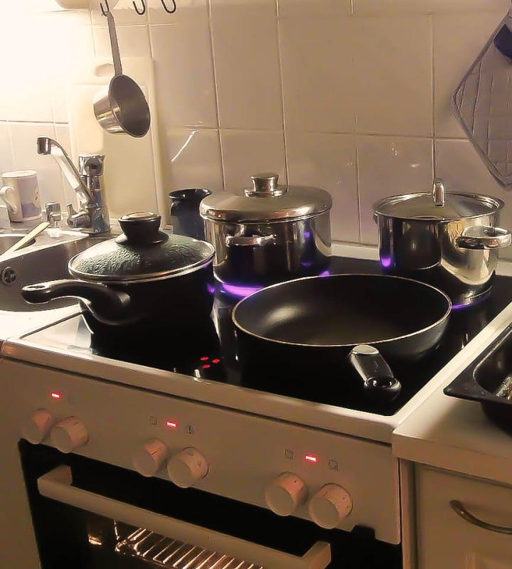 Pieniä tarinoita keittiöstä, osa2.